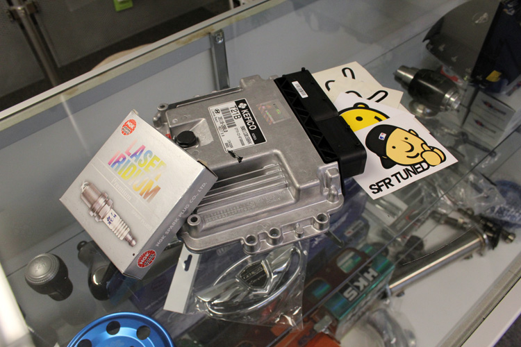 SFR ECU Reflash for Veloster Turbo