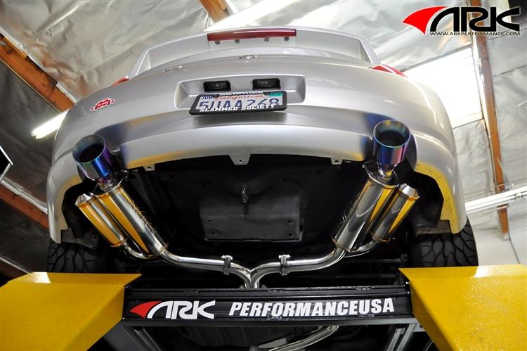 Home > Hyundai Coupe Gk New Tiburon 20022006 Performance Ark Dts Exhaust System: Hyundai Coupe Performance Exhaust At Woreks.co