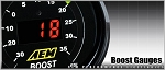 AEM 52mm Boost Digital Gauge