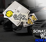 Sonata 2.0T SFR Pretuned ECU Performance Upgrade