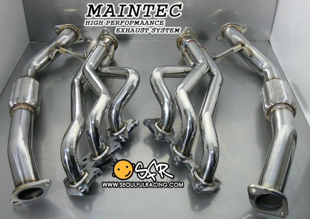 Maintec V6 3.8 Exhaust Manifold (Header) set