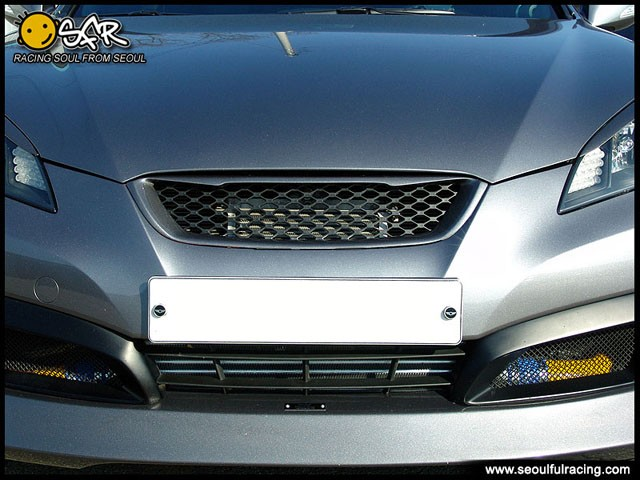 M&S Type D (SFR Exclusive) Grille Set