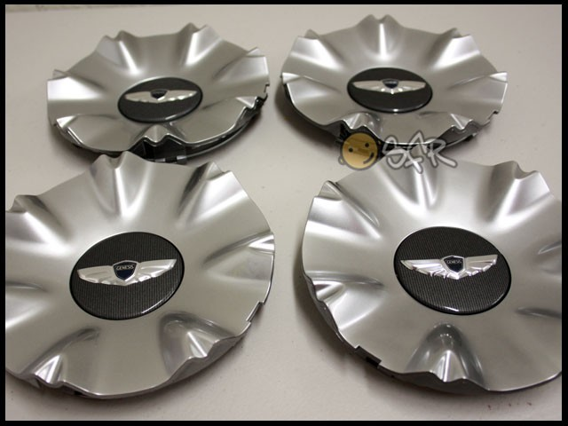 "18"" V8 Wheel cap set"