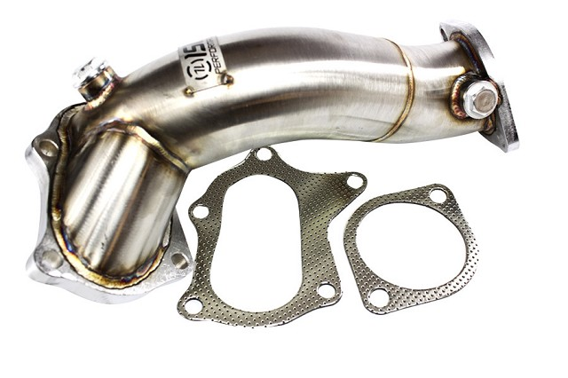 ISR (Formerly ISIS) Performance Stainless Steel 3' O2 Housing - Hyundai Genesis 2.0L Turbo - 2013
