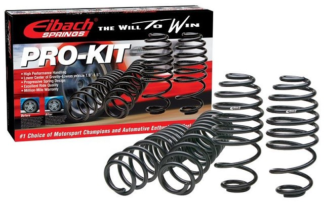 Eibach Pro-Kit Lowering Performance Spring